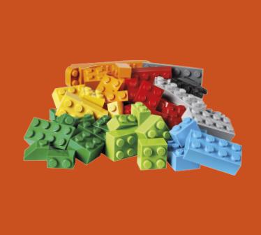Murales di Lego