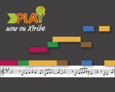 Lego Music Game