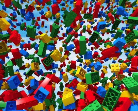 Sculture di Lego