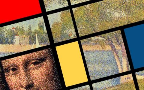 LEGOcentrico: tutti paxi per i pixel