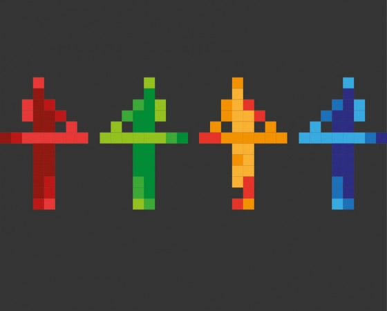 Lego-invaders
